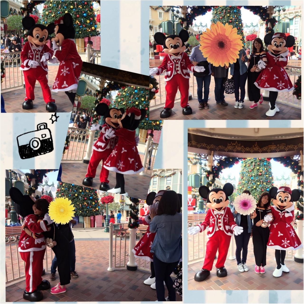 【vacation】グリーティング天国?!日本にはないものがたくさん!♡香港ディズニーランドを2倍楽しむ!おすすめポイント♡_2