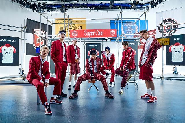 "【SuperM ①】K-POP界のアベンジャーズが世界に届ける""希望""! 新アルバム『Super One』を解説。今夜7時からのMステ3時間SPにも出演!!_2"