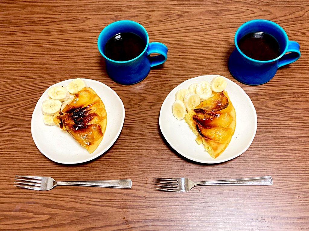 朝ごはんにタルトタタン_1