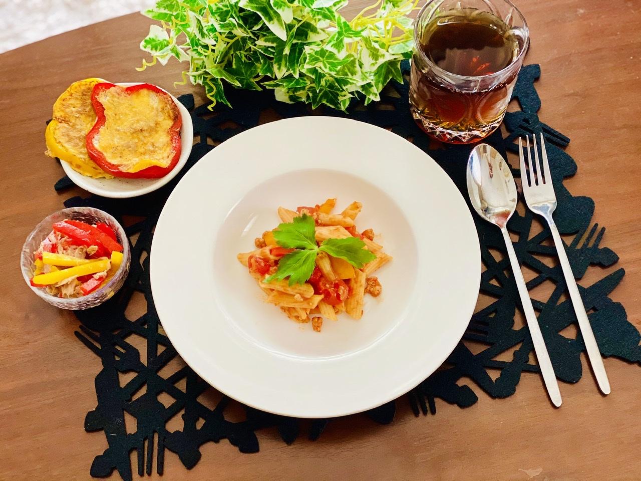 【今月のお家ごはん】アラサー女子の食卓!作り置きおかずでラク晩ご飯♡-Vol.17-_3