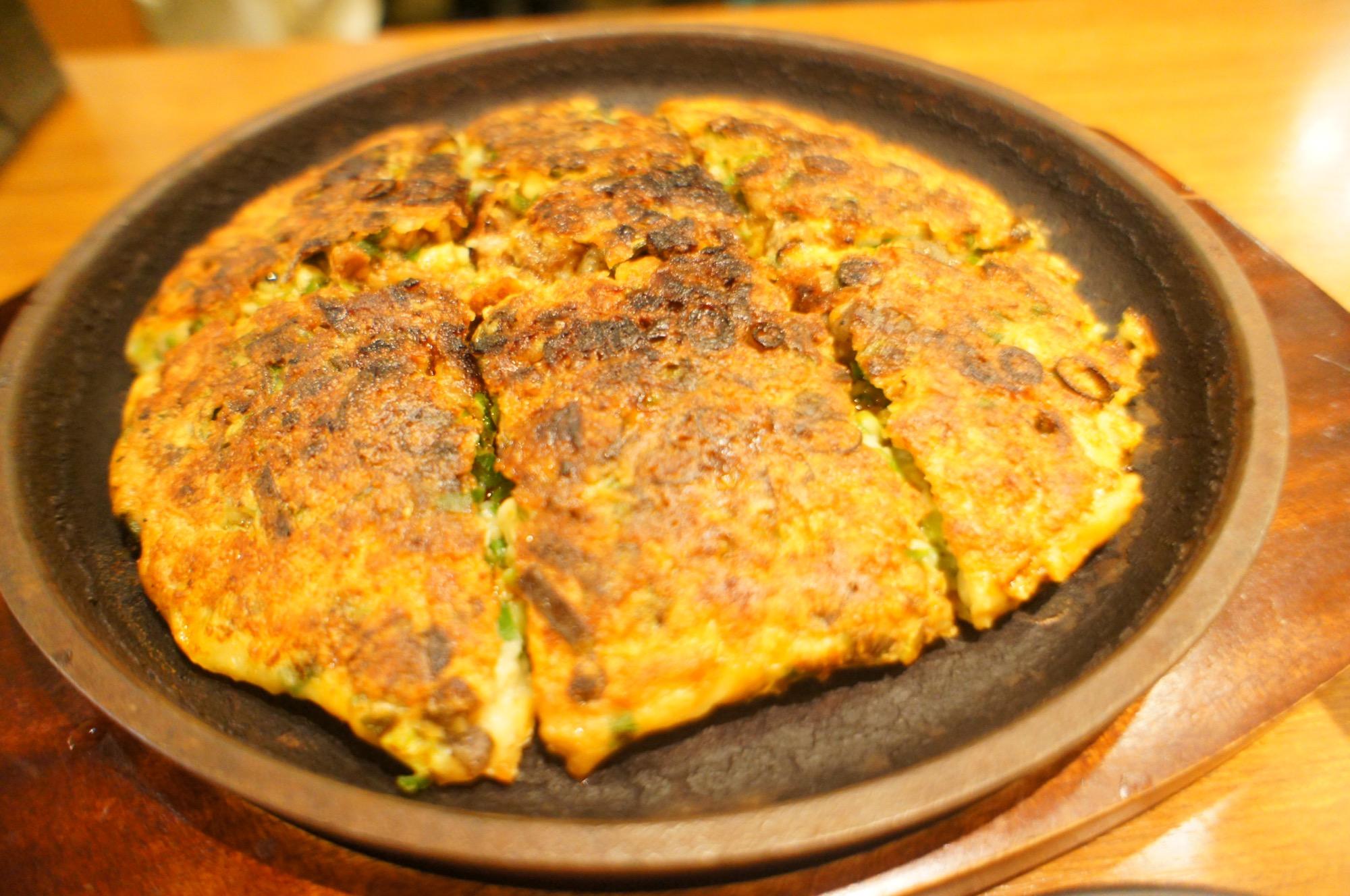 《ご当地MORE✩大阪》必ず食べたい関西グルメ❤️【やまもと】のねぎ焼が絶品☻!_2