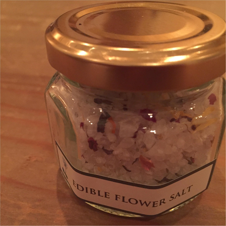 花のある暮らし♡食べられるお花【エディブルフラワー】レッスンで*flower salt*作りを体験したよ♩≪samenyan≫_13
