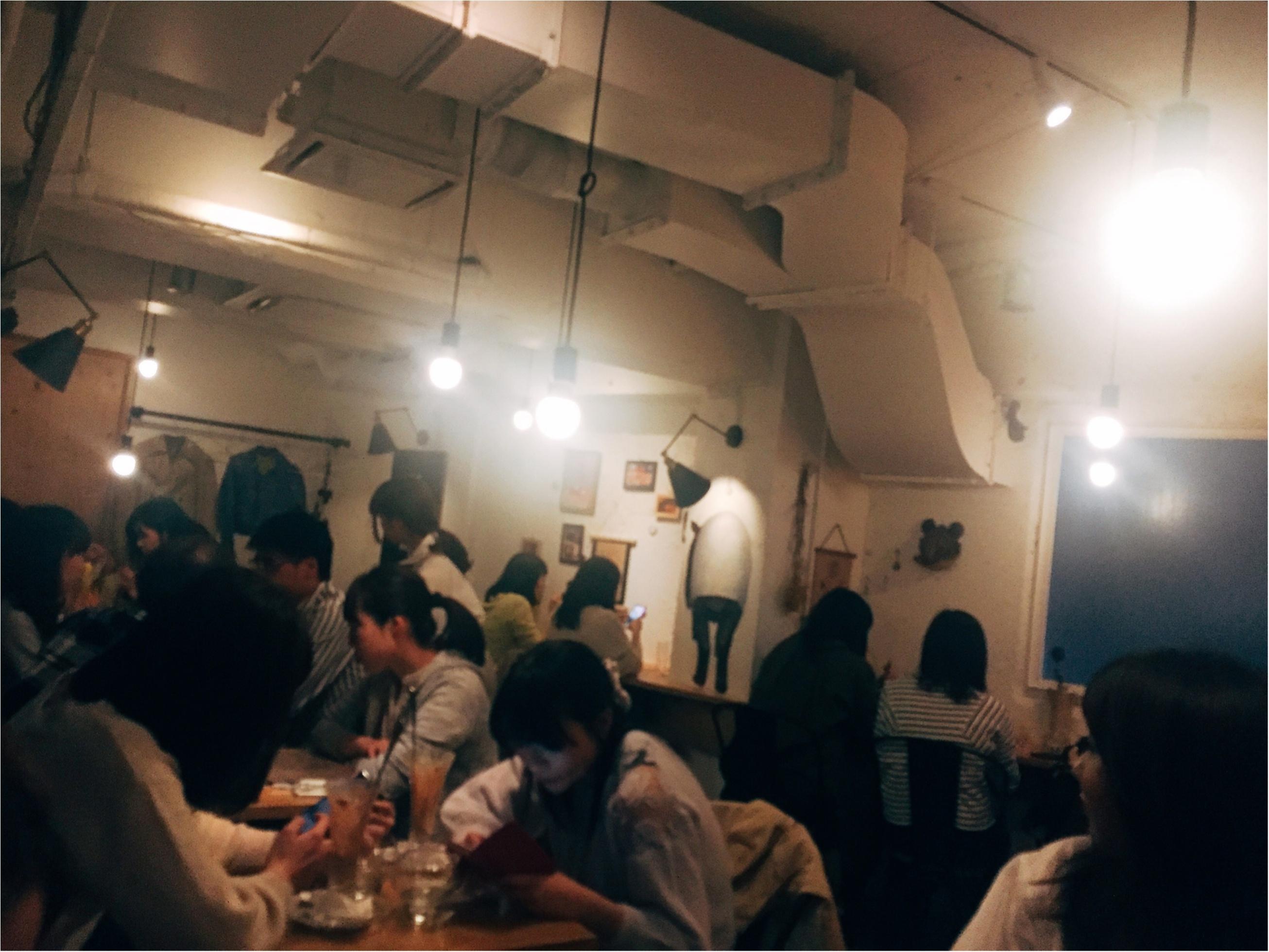 【渋谷/夜だけ食べられるパフェ】一日の締めに美味しいパフェで〆る!お酒も飲めるフォトジェニックなスイーツカフェ♡_1_2