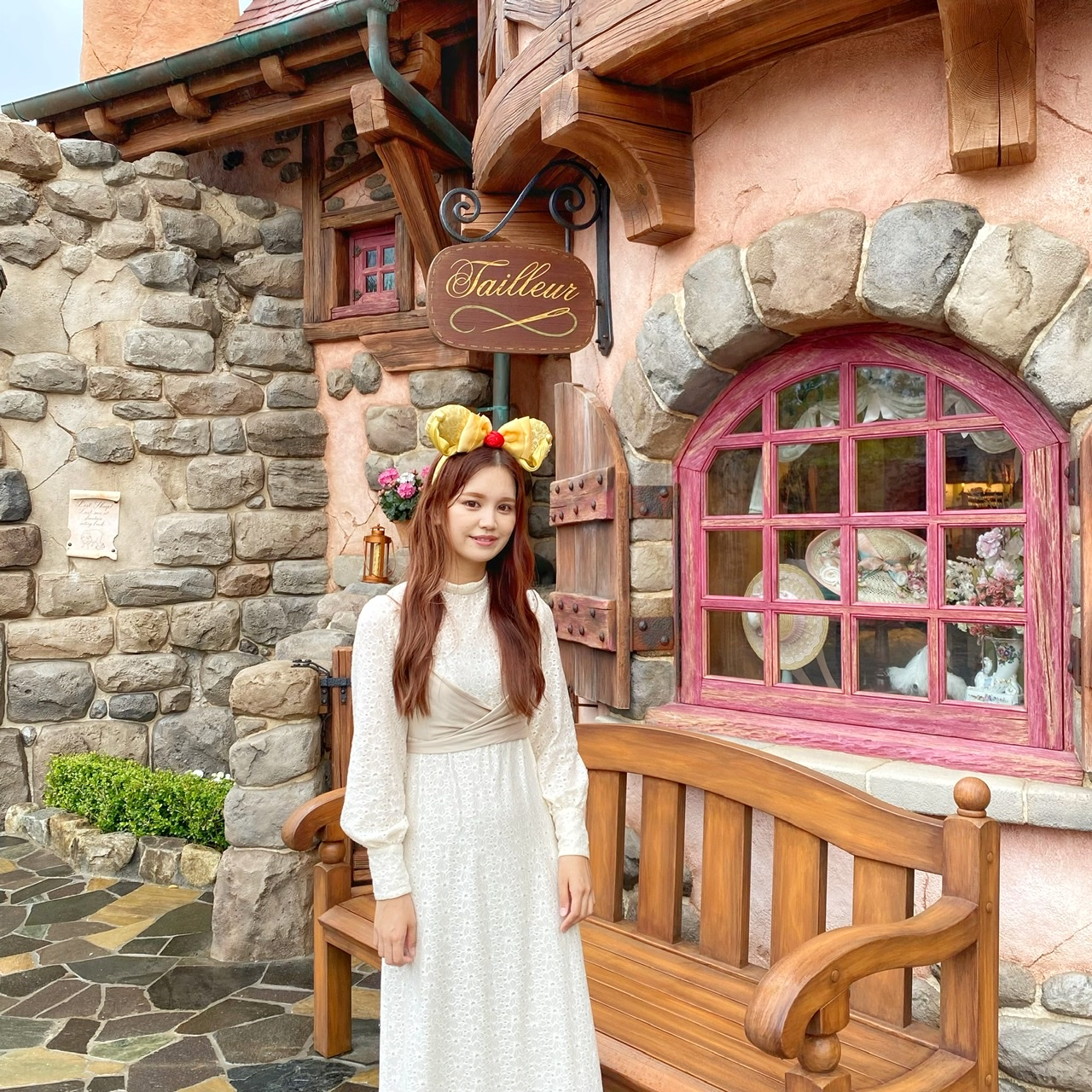 9月28日オープン!ディズニー新エリア【美女と野獣】おすすめ写真映えスポット♡_4