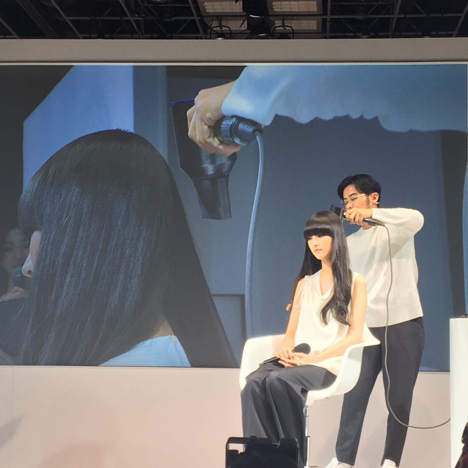ヘア&メイク小田切ヒロさんも登場! 「ダイソン スーパーソニック ヘアドライヤー」の新製品発表会に潜入☆_3_3