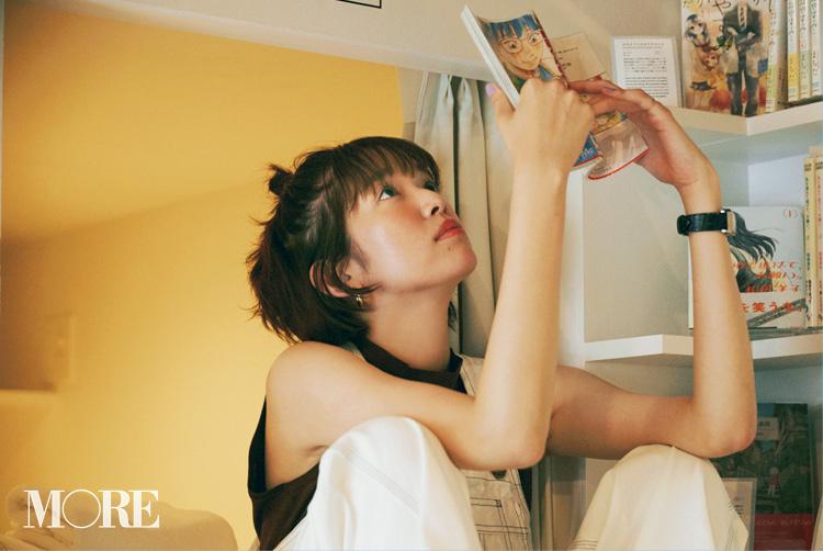 漫画をテーマにしたコンセプト型カプセルホテル『MANGA ART HOTEL, TOKYO』☆【佐藤栞里のちょっと行ってみ!?】_4