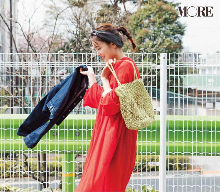 夏のトレンドバッグ特集《2019年版》- PVCバッグやかごバッグなど夏に人気のバッグまとめ_42