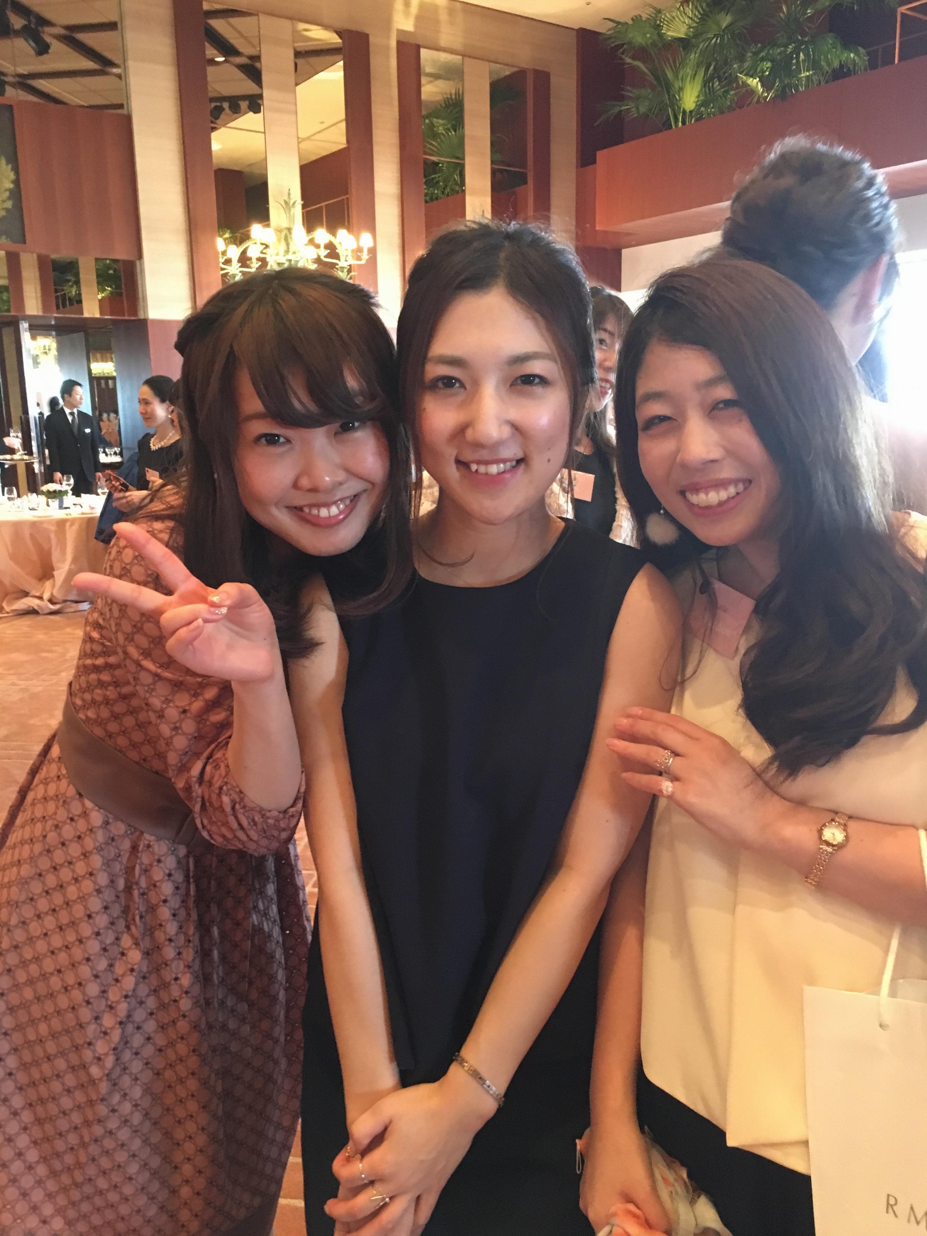 おしゃれ部員大集合!!年に一度のお楽しみ♡モアハピ大女子会byじゅな_11