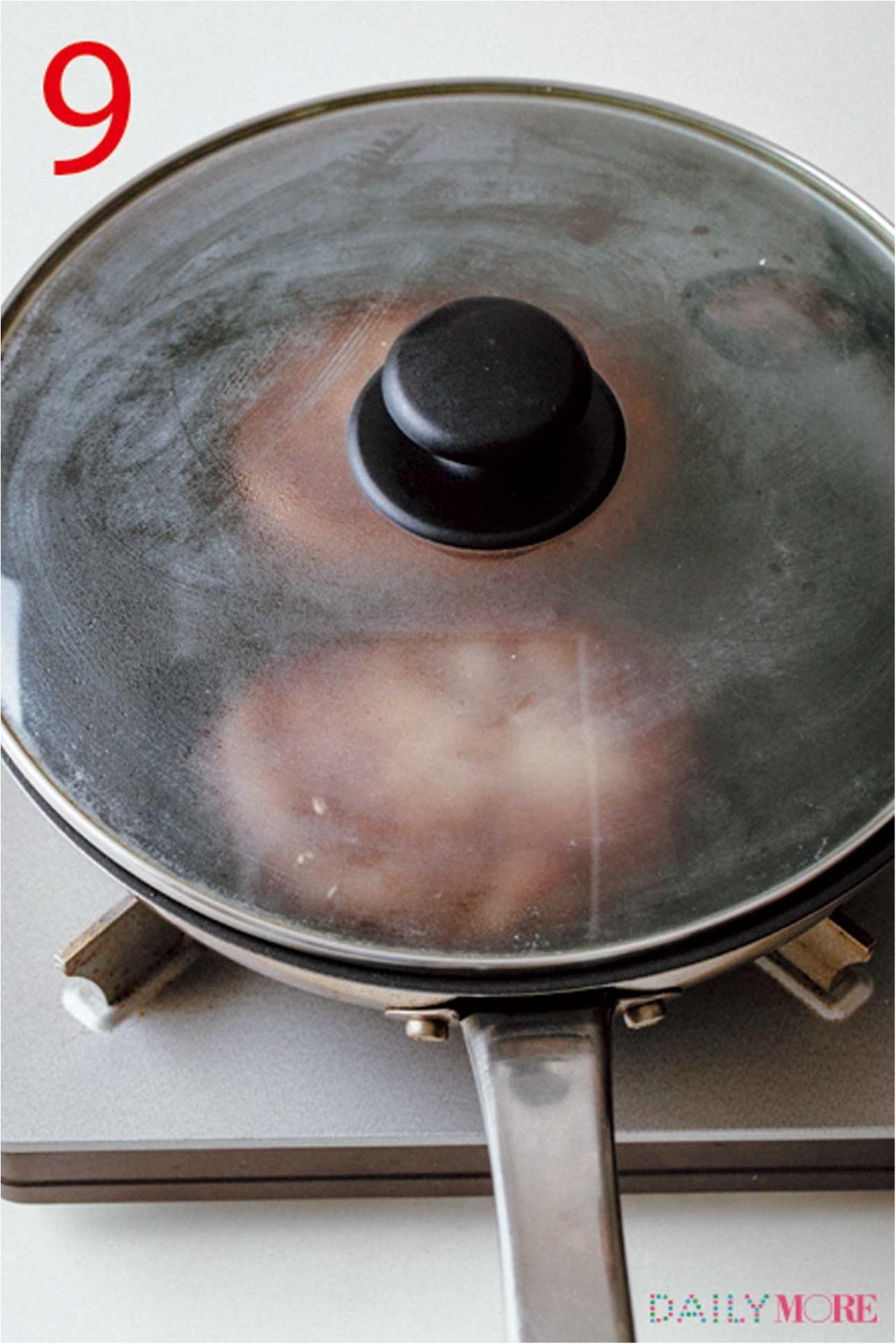 これぞ結婚できるハンバーグ!?  覚えておきたい『世界一おいしい♡ 基本のハンバーグ』レシピ_12