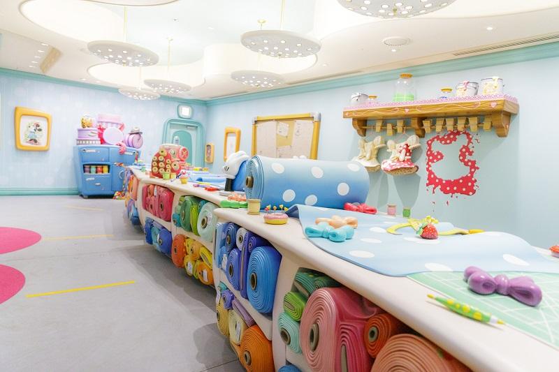 『東京ディズニーランド』初! ミニーマウスに会えるグリーティング施設「ミニーのスタイルスタジオ」が可愛すぎる件♡ _5