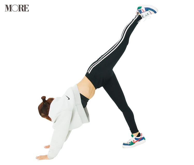 美ボディを目指す筋トレメニュー特集 - 二の腕やせ、脚やせなどジムや自宅でする簡単トレーニング方法をプロやモデルが伝授! PhotoGallery_1_22