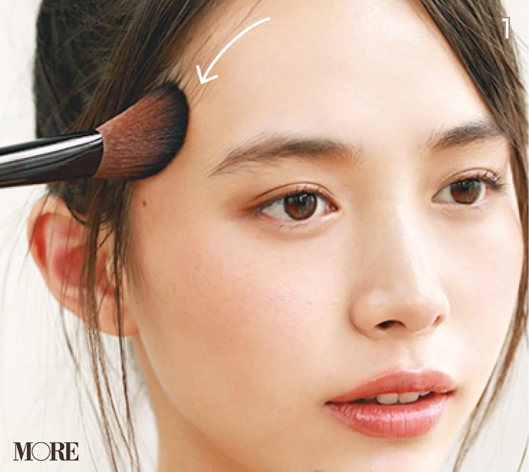 チークの入れ方【2020最新】- 顔型別の塗り方、リップと合わせる春の旬顔メイク方法まとめ_29