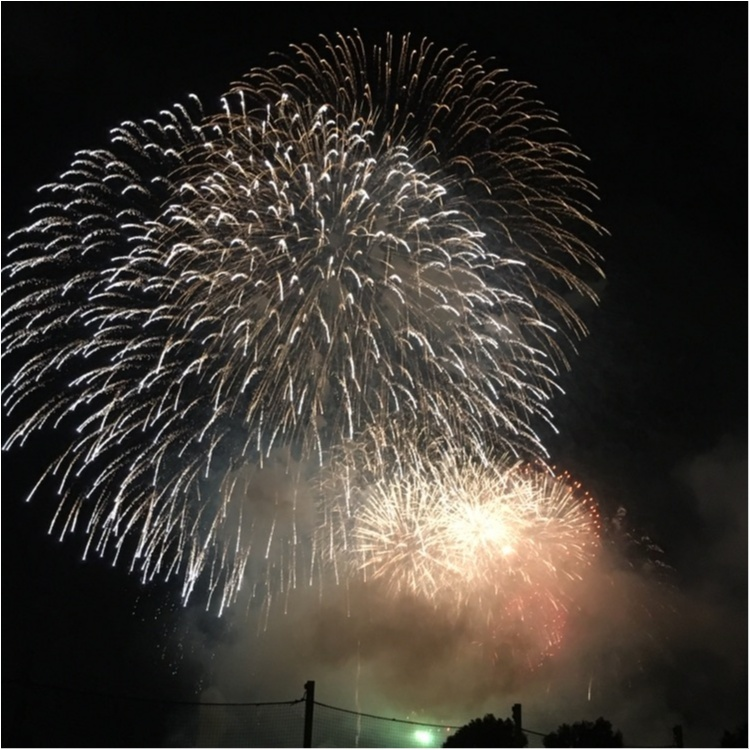 今年初❤︎花火大会に行ってきた〜ヽ(。>▽<。)ノ♡♡迷った時の花火コーデも!♡_3