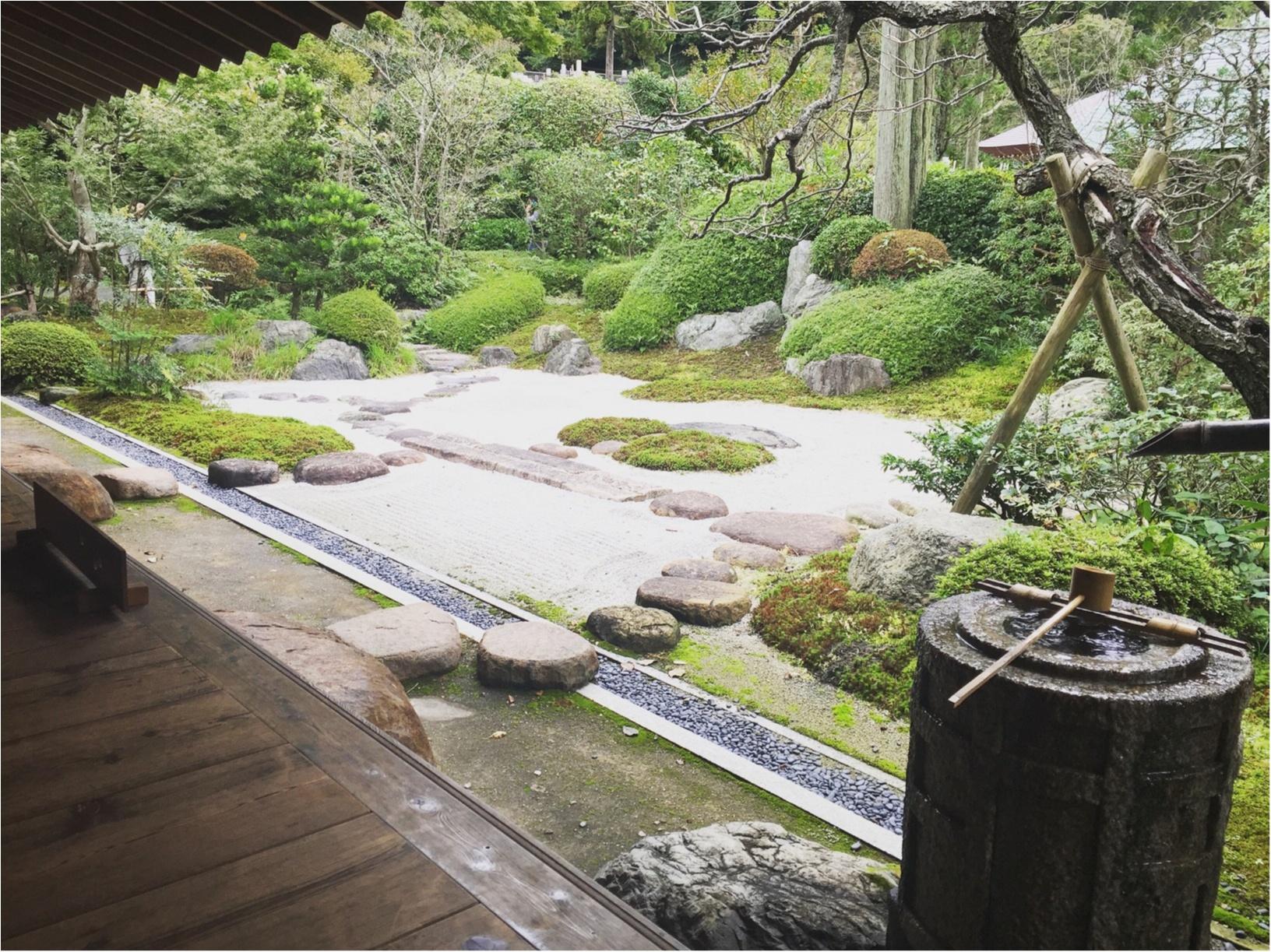 【✨着物レンタルwargo ¥2,900✨】手ぶらでOK!着物を着てお出掛けしよう❤︎鎌倉の「報国寺の竹林」「浄妙寺」「小町通り」を散歩しました♩≪samenyan≫_24