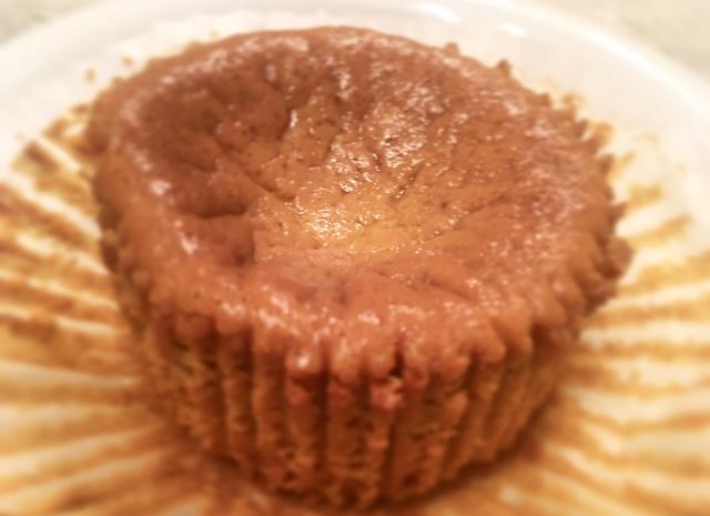 【セブンイレブン】キャラメルバスクチーズケーキを食べてみた_4