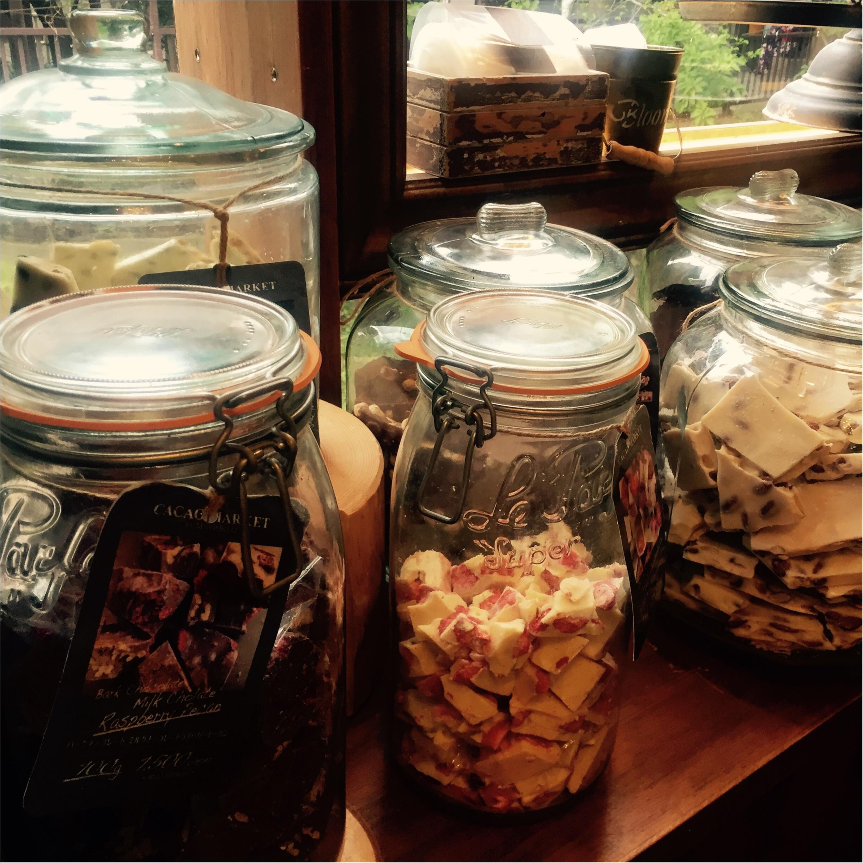 カカオ マーケット バイ マリベルにてチョコレートの量り売りを楽しもう!_3