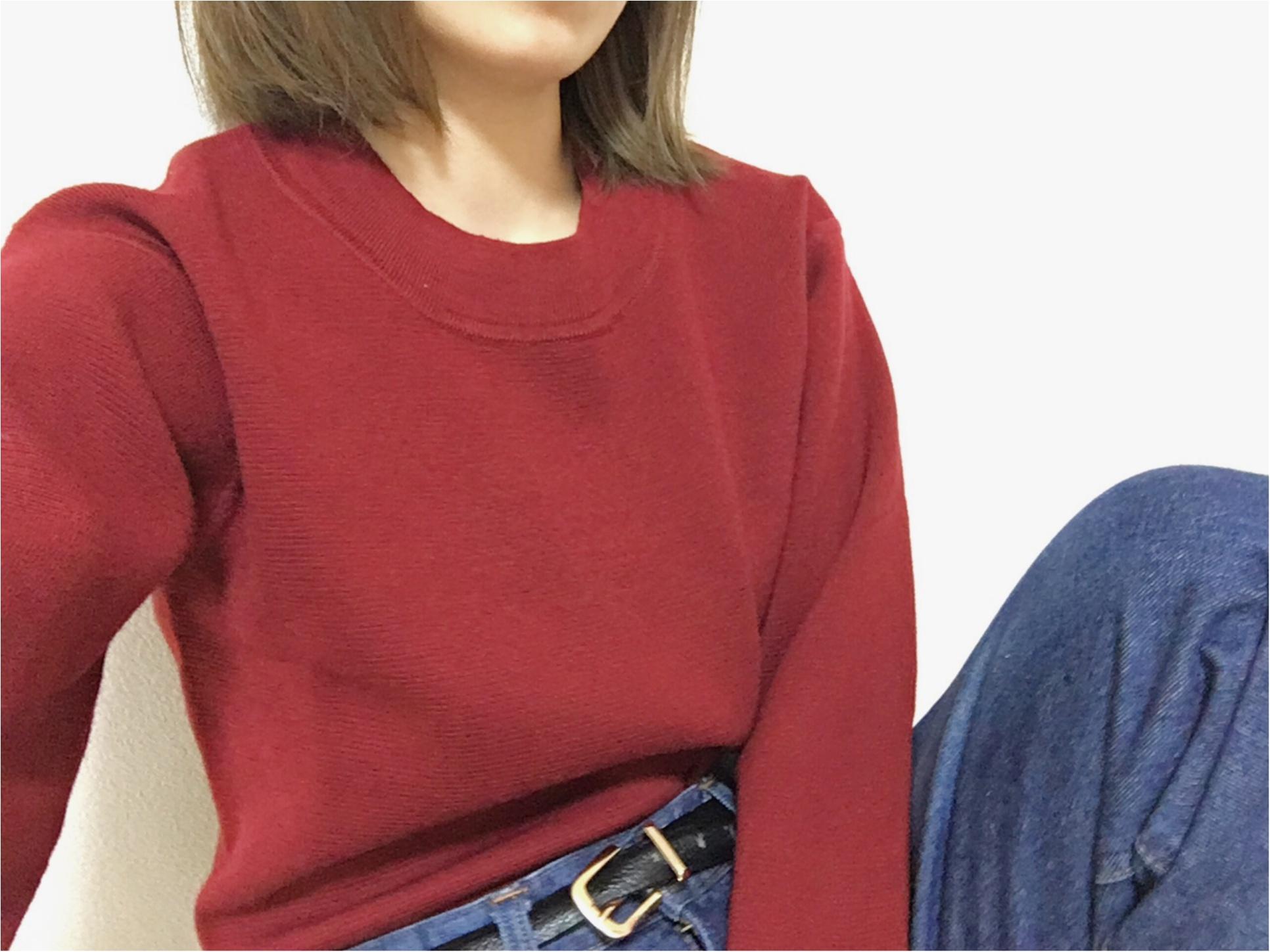 ★UNIQLO感謝祭最終日!わたしが買ったのは2000円OFFになった【UniqloU】のセーター!_4