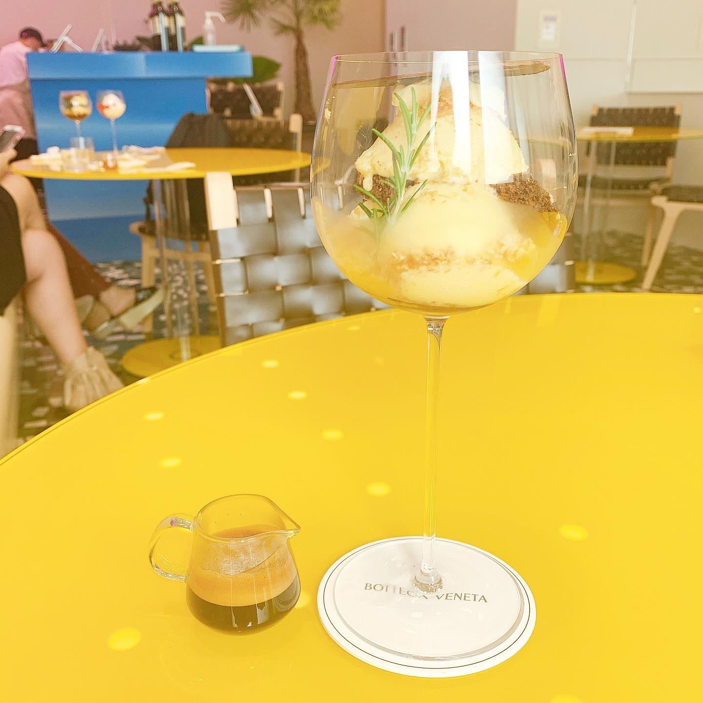 【大阪】あのBottega Venetaのカフェが梅田に!ボッテガカフェにいってきました_2