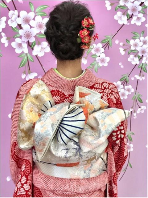 京都で友人の結婚式♪みんなで着物を着ました(*^ω^*)_2