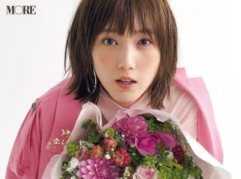 本田翼、表紙撮影の裏側♡ MORE6・7月合併号、チェックしてくださいね♬【モデルのオフショット】