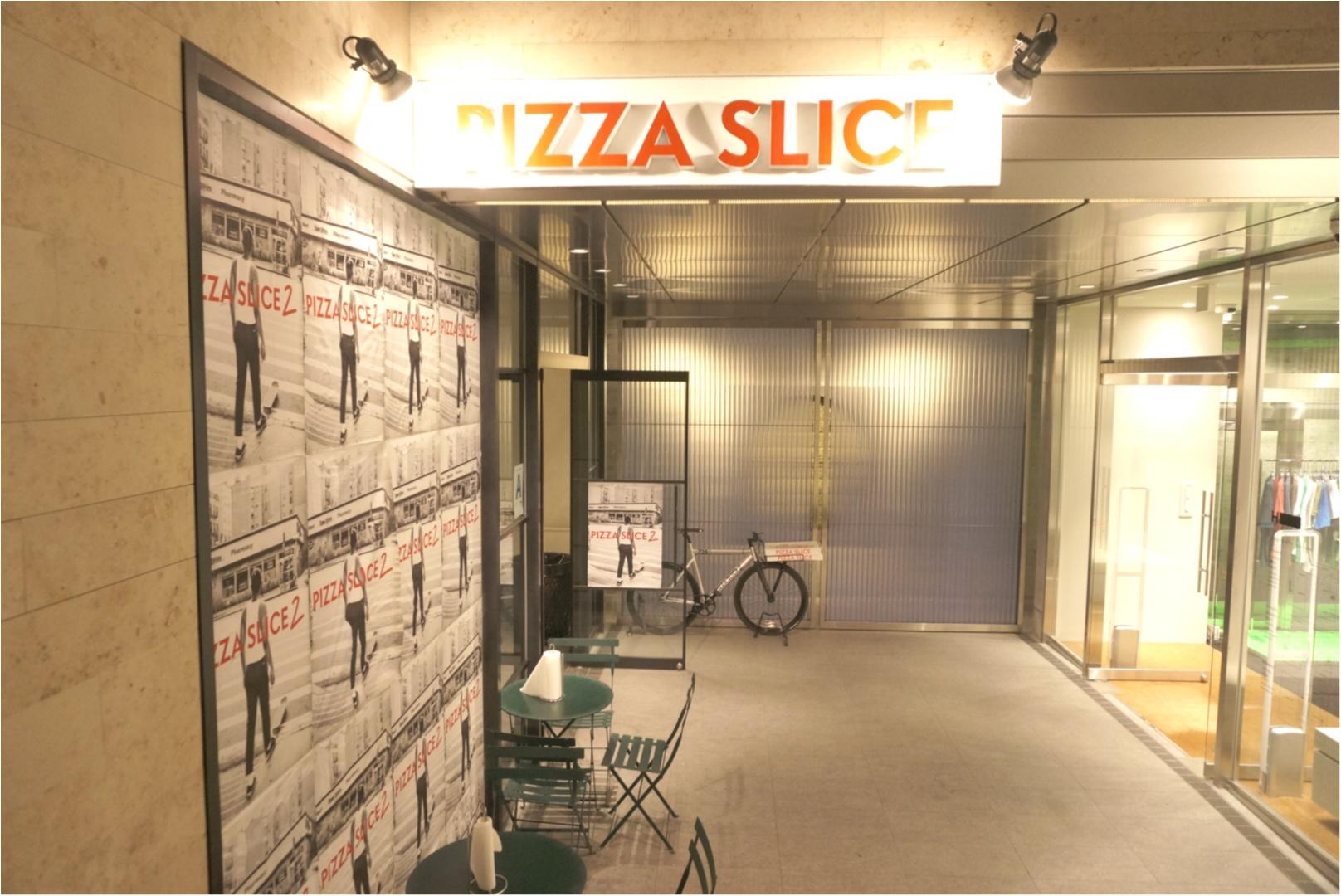 《サプライズは突然に♡》メッセージ入りのピザって見たことある?PIZZA SLICEの【バースデーピザ】が誕生日祝いの新定番‼︎_1