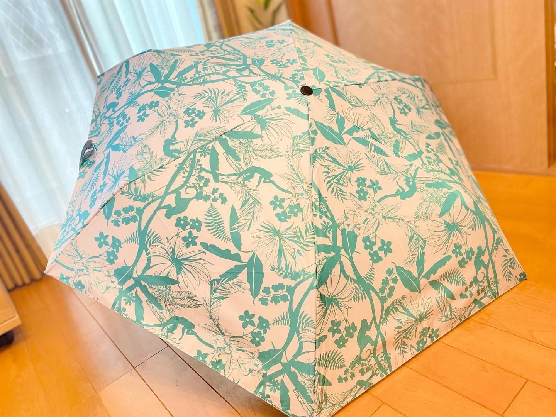 雨の日もテンションあがる折りたたみ傘_2