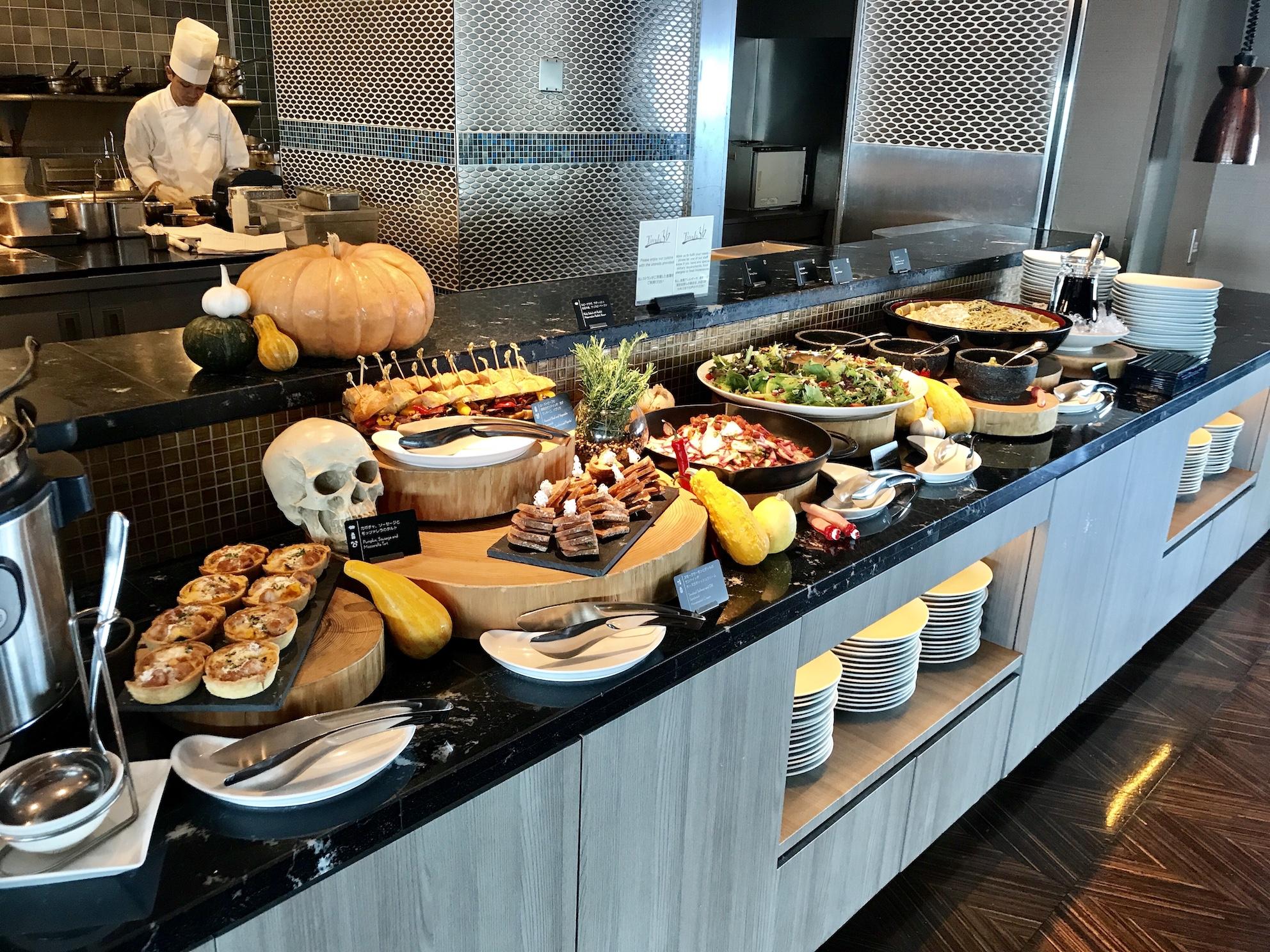 【ハロウィンスイーツブッフェへ出掛けよう!】10/5〜スタート!スイスホテル南海大阪 Swiss Chocoholic Halloween Buffet レセプションに行ってきました。【大阪 難波 なんば】_10