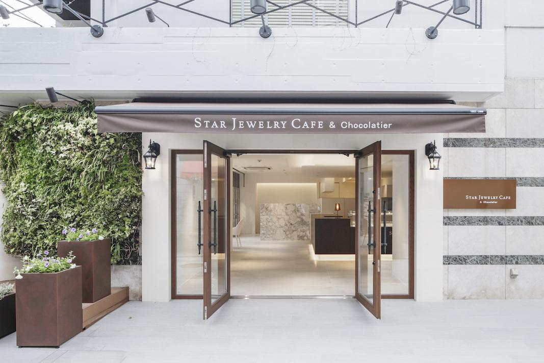 『スタージュエリー』のカフェが横浜にオープン! ブライダルラウンジもご用意♡_1