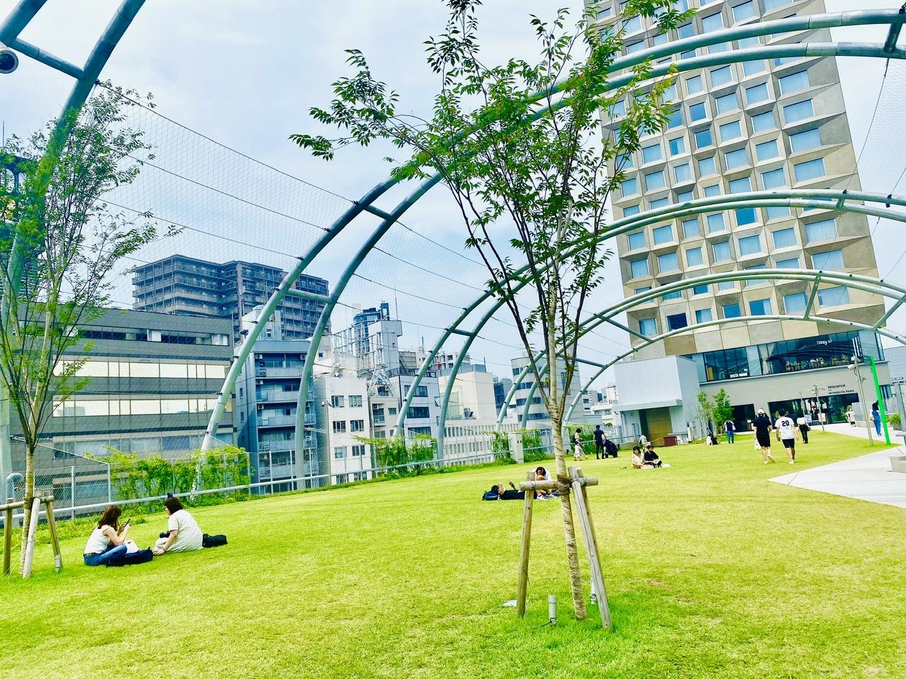 【夏のおでかけ】渋谷に新スポット登場!今話題の《ミヤシタパーク》潜入レポ★_7