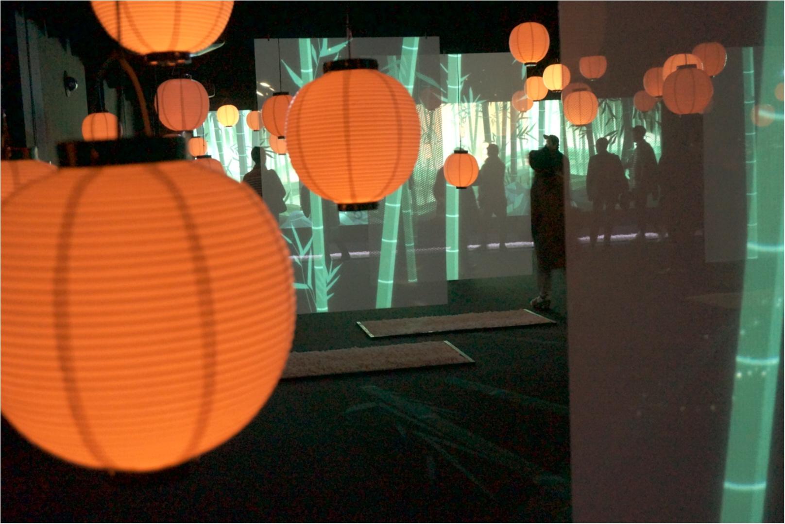 新感覚の見て食べる体験型デジタルアートのクオリティーがすごい( ´艸`)‼︎_3