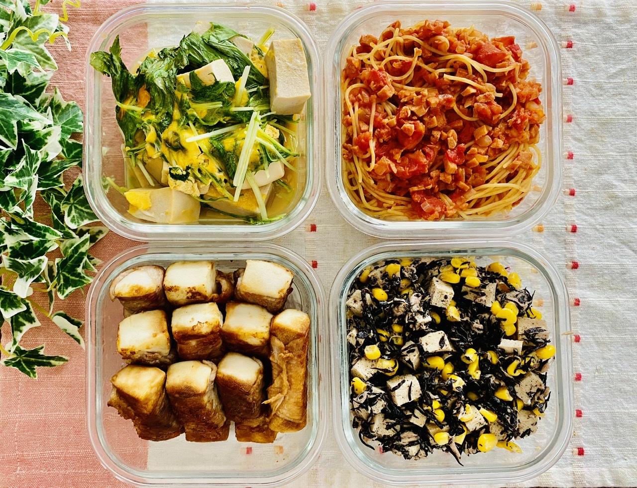 【今月のお家ごはん】アラサー女子の食卓!作り置きおかずでラク晩ご飯♡-Vol.21-_4