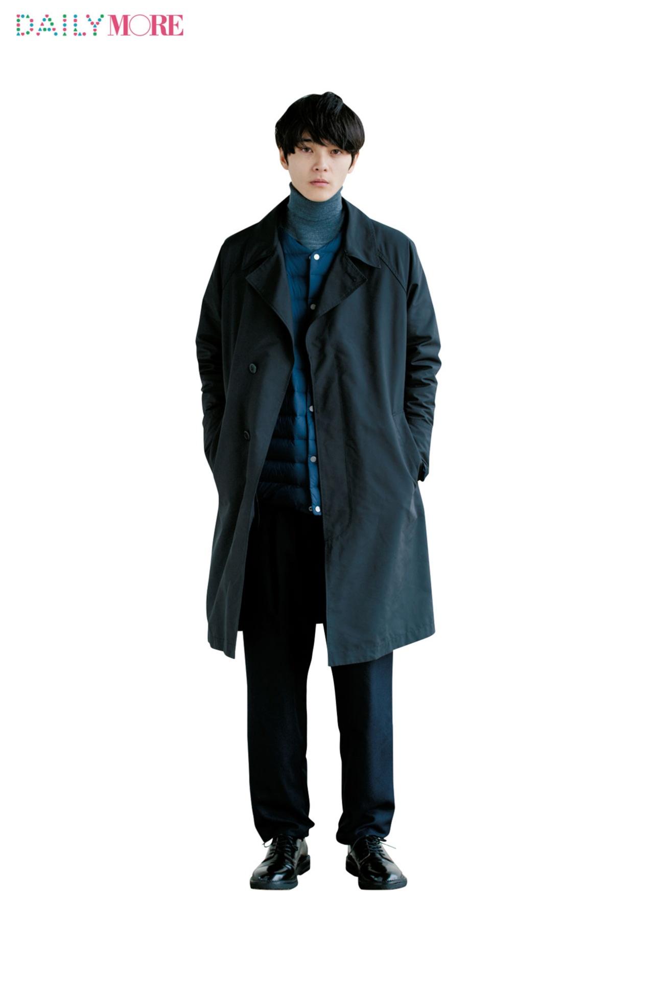 """「きれいめシンプル」の彼にもっと愛される、素敵見えデート服のポイントは""""なめらかニット&とろみ素材♡_1"""