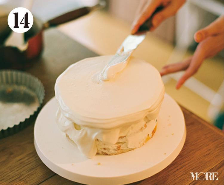 おしゃれでかわいいクリスマス用のショートケーキ作りに挑戦! レシピも要チェック【佐藤栞里のちょっと行ってみ!?】_15