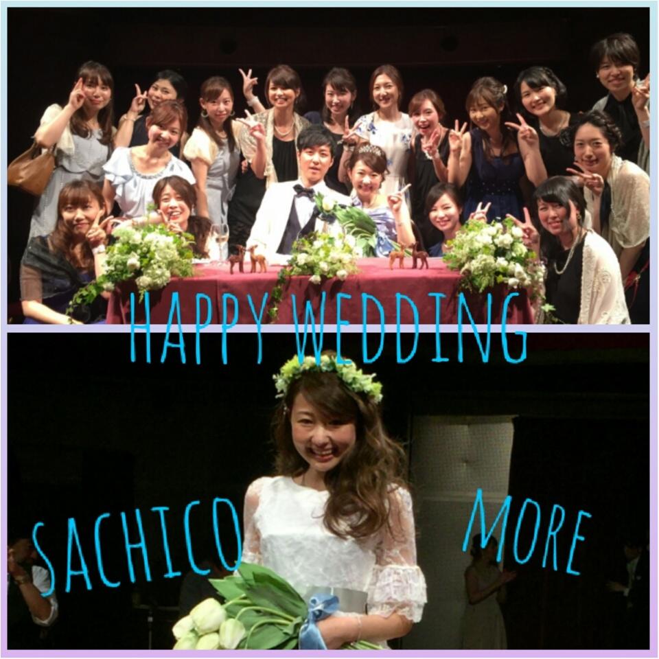 #さち婚♡happy wedding♡479ぱるるん_1