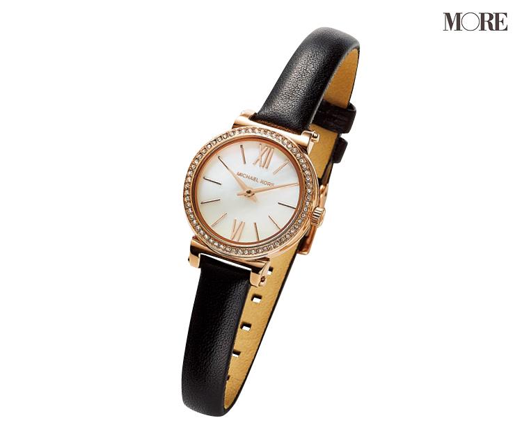 可愛げのある大人は、ピンクゴールドベゼルの腕時計を毎日の手もとに選んでいた♡_4