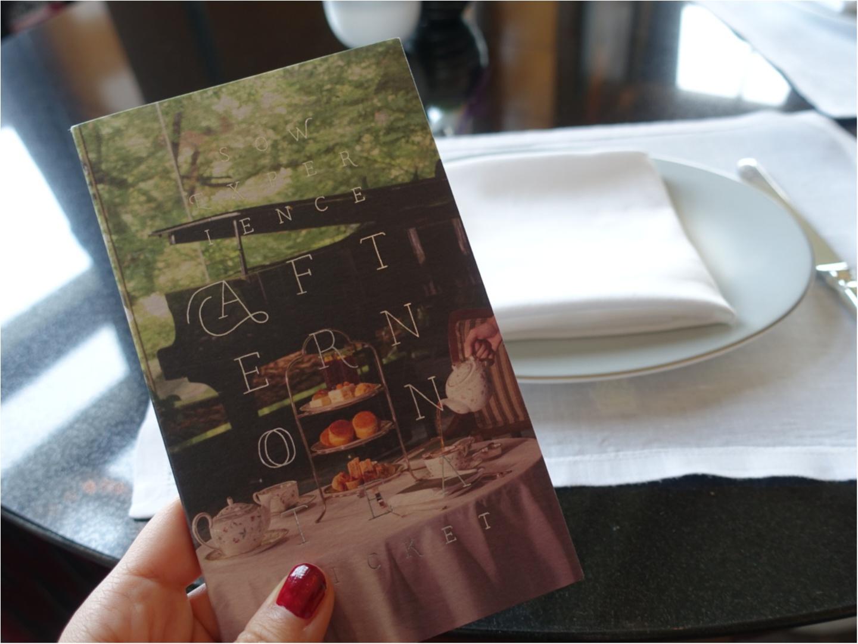 《ザ・リッツ・カールトン東京》素敵ホテルでお洒落なデザート❤︎プレゼントには最高で豪華なこれがいいと思いました!_1
