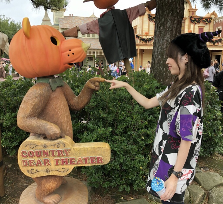 TDL 【ディズニー・ハロウィーン2019】今年もハロウィーンの季節がやってきました!_11