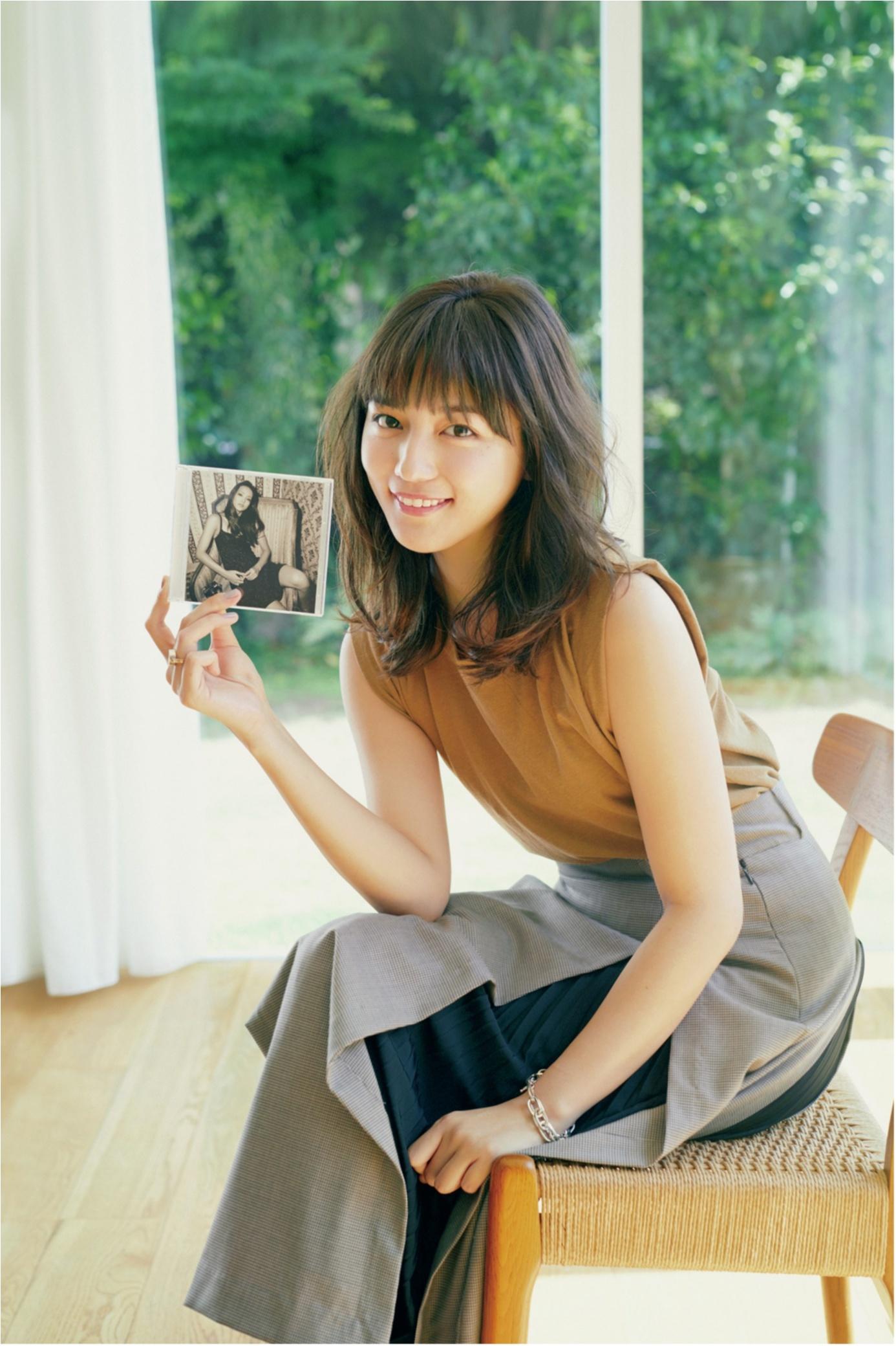 川口春奈,安室奈美恵,インタビュー