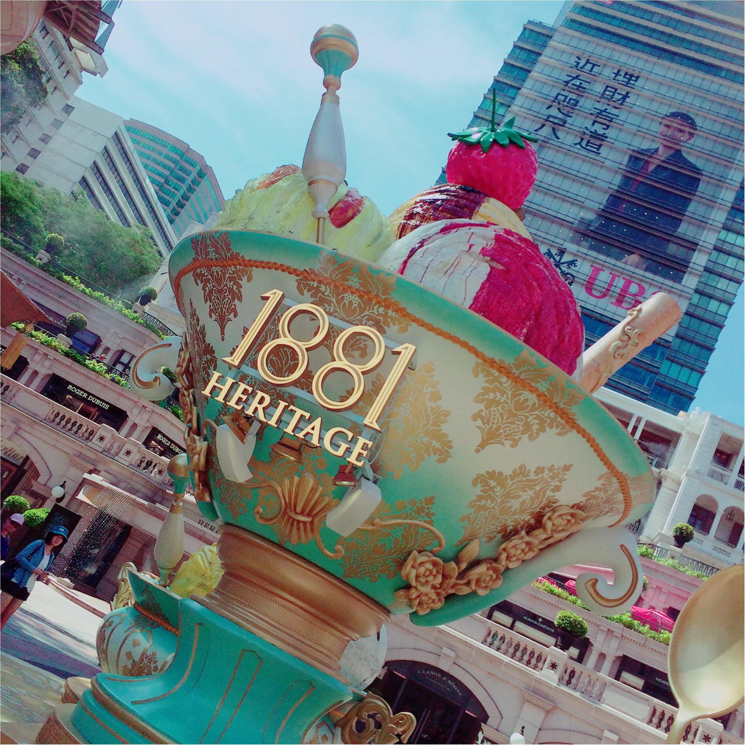 ★写真を撮らずにはいられない⁉︎私の太鼓判✌︎香港のとっておき写真スポットはココ!★_3
