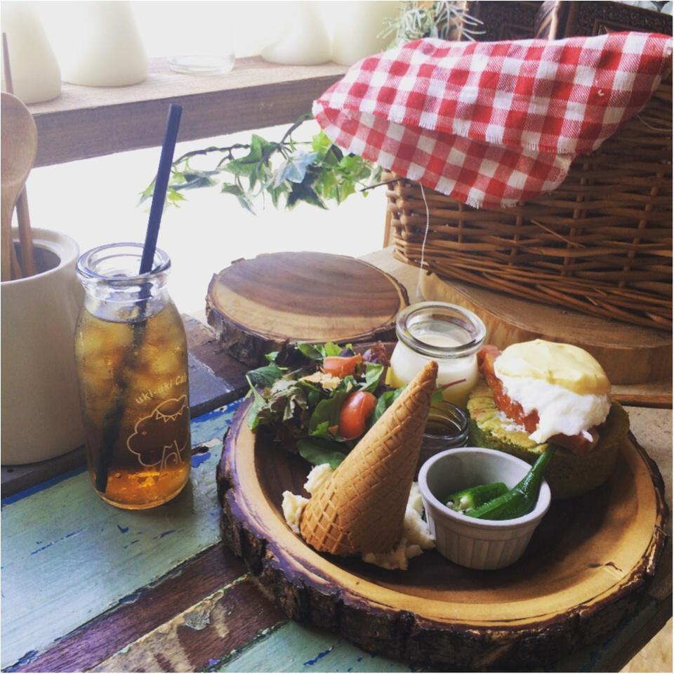 代官山でおしゃれピクニック気分が楽しめる!♡ステキなカフェにランチへ行ってきました♡_4