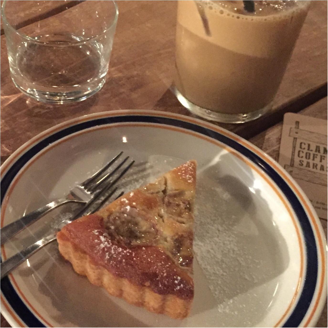 何度も通ってしまう京都のおしゃれカフェ♡【クランプコーヒーサラサ】_3