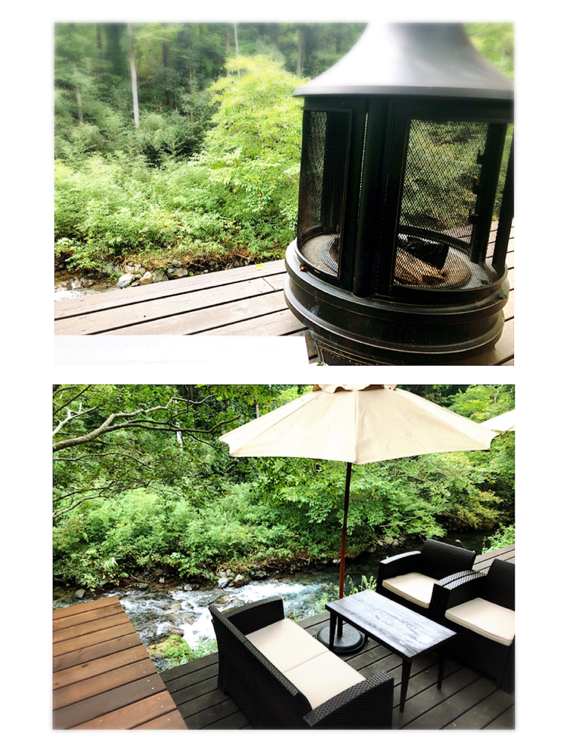 【#伊豆】渓流を眺めながら川床テラス席でリラックス♩静岡県産の抹茶が魅力!自然に癒されのんびりティータイムを☕︎_5