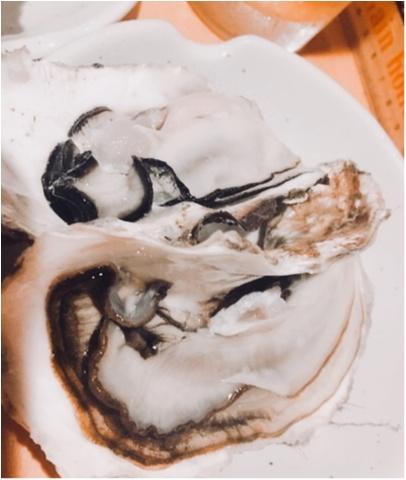 牡蠣、油そばが美味しい!ドリンクは【サッポロクラシック】がおススメですよ(^^)_1