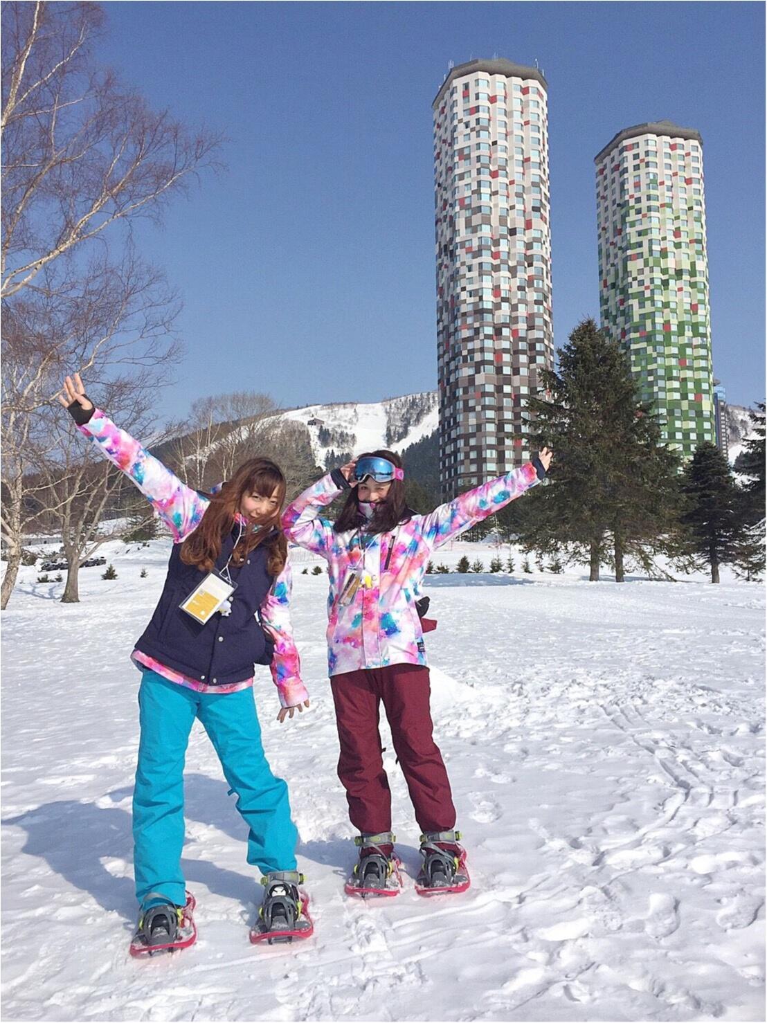 《街歩き服で氷のリゾートへ突撃!!》「星野リゾート リゾナーレトマム」が提案する「雪ガールステイ」で快適・便利・楽しい!女子旅をしよう♡_6