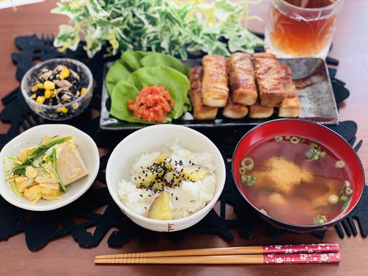 【今月のお家ごはん】アラサー女子の食卓!作り置きおかずでラク晩ご飯♡-Vol.21-_5