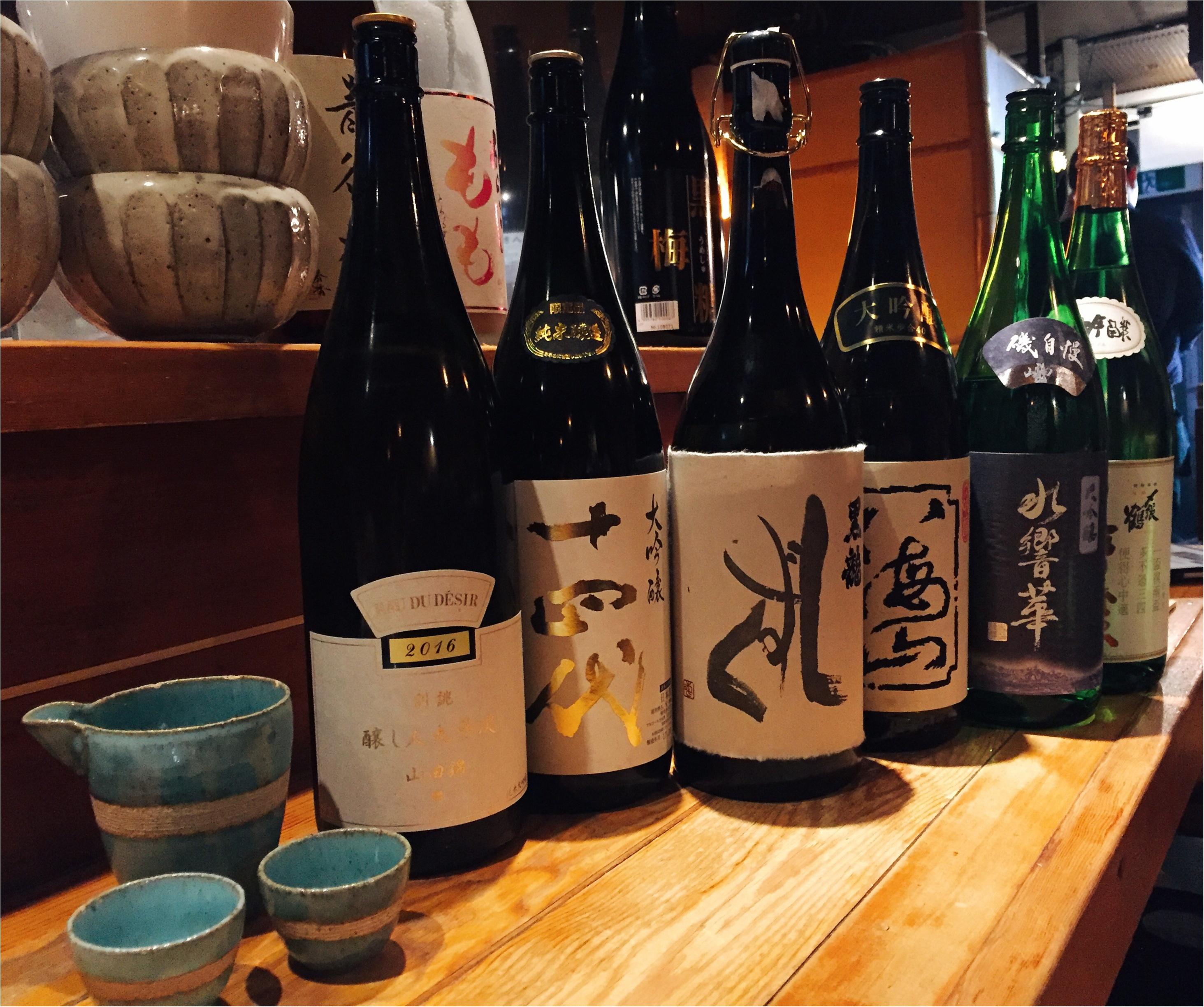【恵比寿】そば・しゃぶしゃぶ・日本酒を楽しむなら『まにん』✨黒豚つけ麺そばが絶品〜♡_3_1