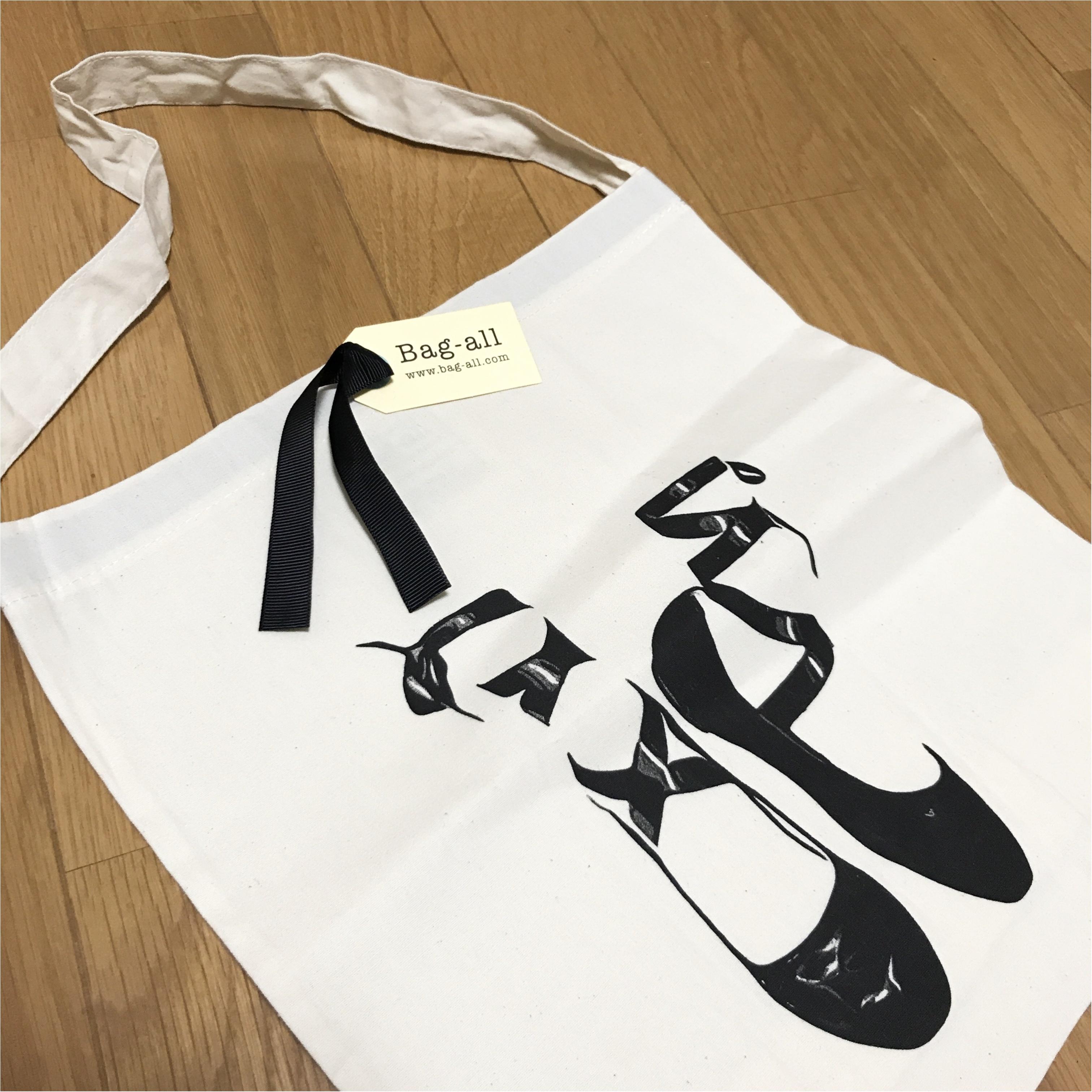 NY発!【Bag-all】のコットンオーガナイジングバッグがかわいすぎるっ♡_1