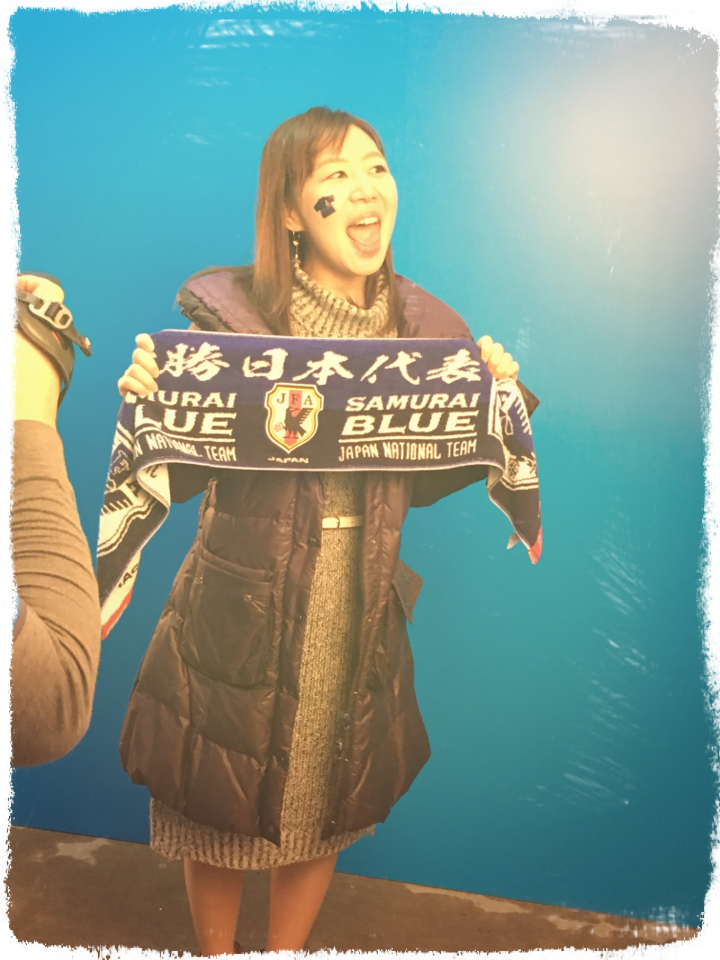 激アツ。サッカー日本代表の全力応援体験ツアーに参加してきました♡_9
