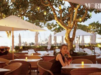 内田理央のハワイナビ♡ ダイヤモンドヘッドを望むテラス席も! チルアウト&ナイトアウトにおすすめのレストラン&バー