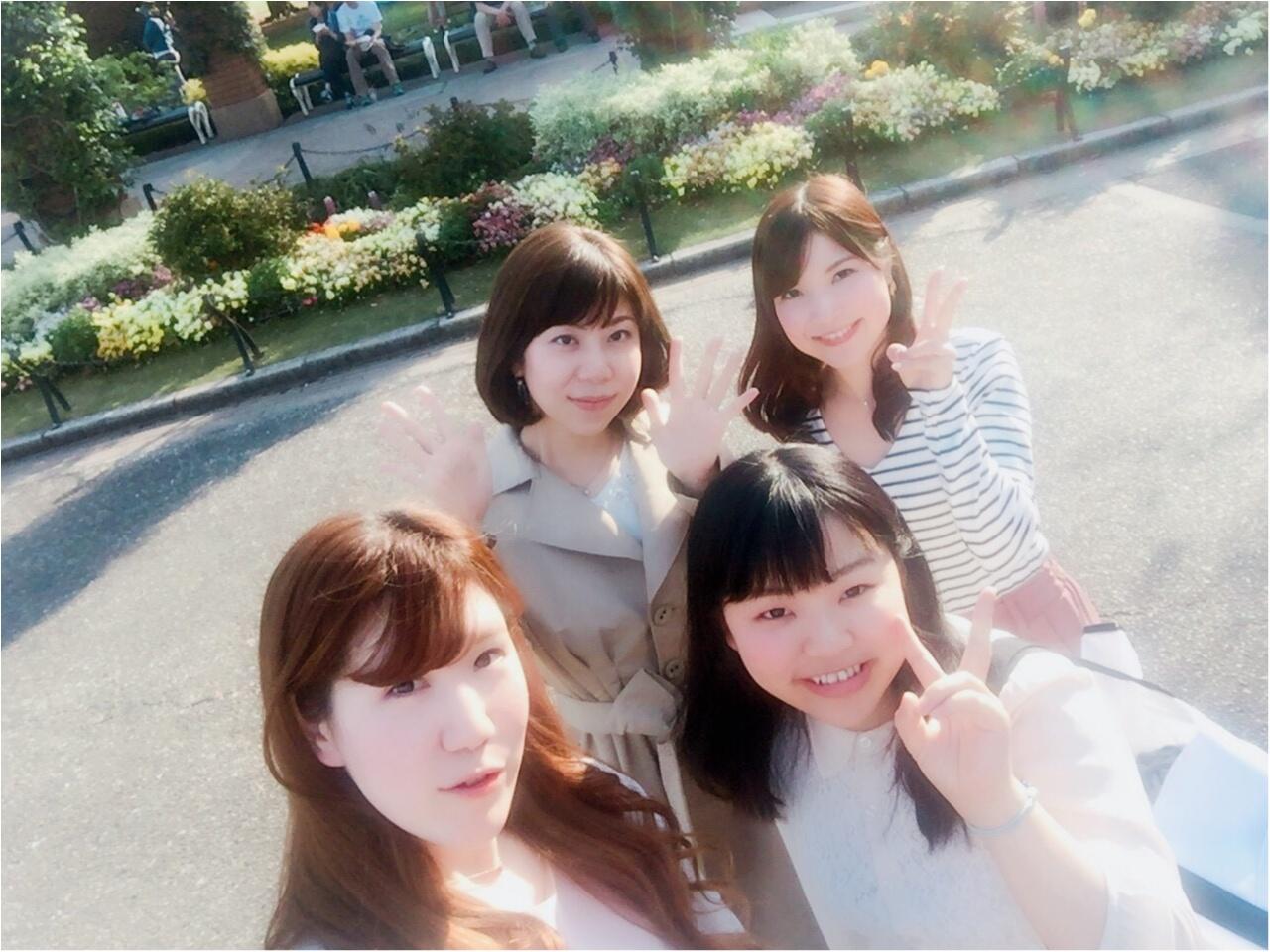 【横浜中華街】モアハピ部でおでかけ♪_1